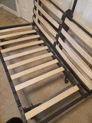 IKEA brand full size futon for Sale in Powhatan, VA
