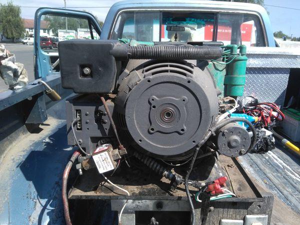 Cummings Onan generator