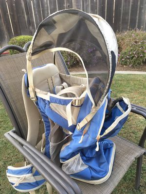 Kelly kids hiking backpack for Sale in Reedley, CA
