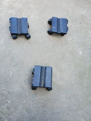SNOWMOBILE SKATES & TRAILER SKI LOCK DOWNS MOVE YOUR SNOWMOBILE AROUND ON CONCRETE SKATES $15.00 SKI LOCK DOWNS $15.00 for Sale in Lynnwood, WA