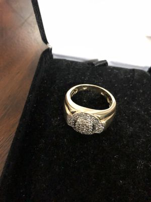 14k gold and diamond ring for Sale in Naugatuck, CT