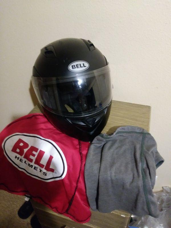 BELL. HELMET large