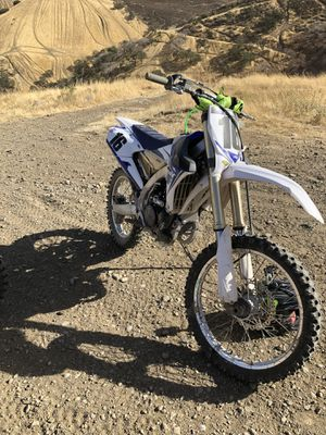 Yz250f 2014 fuel injection for Sale in Burlingame, CA