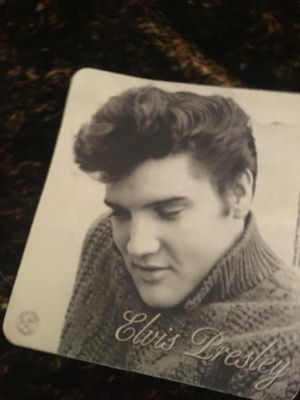 Elvis Aron Presley mouse pad for Sale in Las Vegas, NV