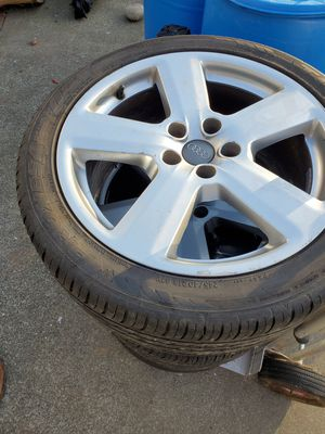 Audi wheels 5x112 for Sale in Kent, WA