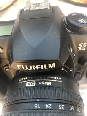 Camera Fuji Film S-5 Pro for Sale in Pala, CA