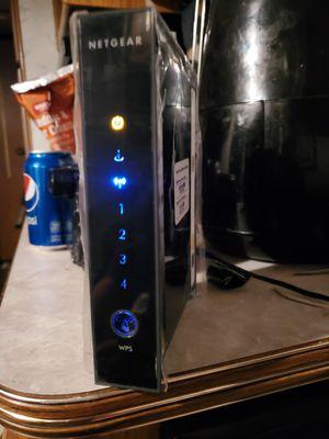 Net gear router Wireless for Sale in Stockton, CA