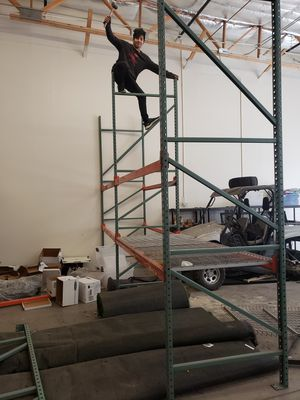 Industrial metal shelves needs to be gone ASAP for Sale in Phoenix, AZ