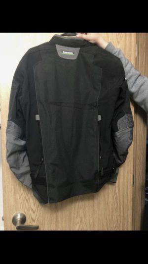 Kawasaki motorcycle jacket for Sale in Tacoma, WA