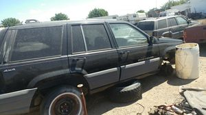 96 jeep 4x4 for parts for Sale in Sultana, CA