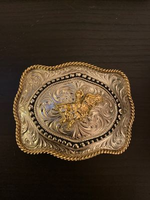 Belt buckle for Sale in Fort Worth, TX