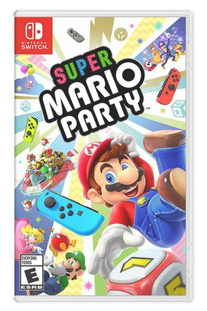 Super mario party for nintendo switch for Sale in Euless, TX