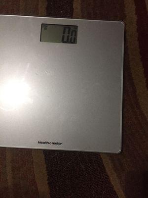 Health o meter glass scale for Sale in Smyrna, TN
