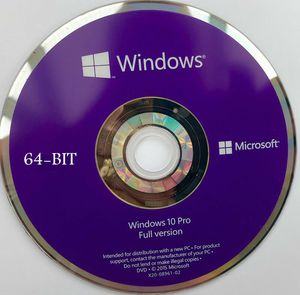 Windows 10 Software - New With Drivers for Sale in Fullerton, CA