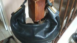 Black Wilson Leather Bag for Sale in Watauga, TX