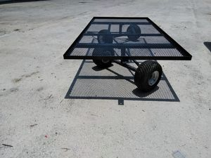 Carry plants trailers ,we build them,any question,text me, for Sale in Lakeland, FL