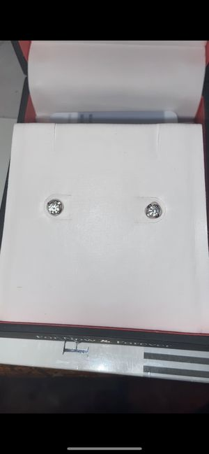 New diamond earrings for Sale in Fairview Heights, IL