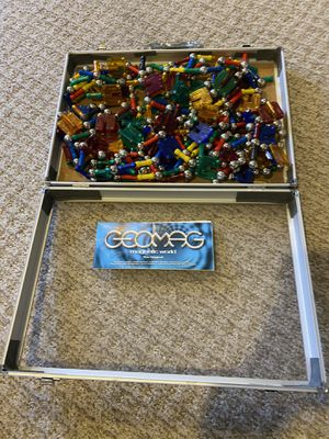 GEOMAG Magnetic world for Sale in West Sacramento, CA