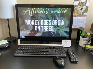 "Gateway 23"" HD Dual-Core, 4GB Ram, 500GB HDD Touchscreen PC for Sale in Algonquin, IL"