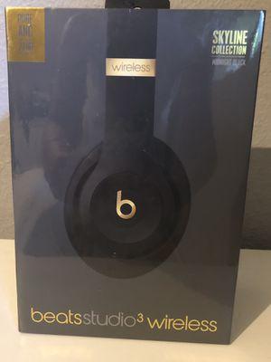 Beats studio 3 wireless headphones for Sale in Kent, WA