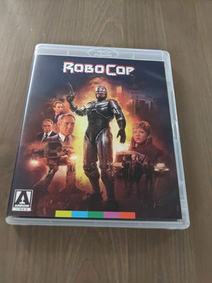 Robocop ARROW BluRay for Sale in Los Angeles, CA