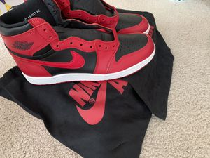 Jordan 1 varsity red 85 for Sale in Naval Air Station Point Mugu, CA