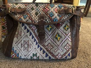 Moroccan Duffle Bag for Sale in San Diego, CA