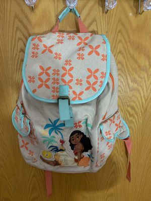Moana book bag! for Sale in Chicago, IL
