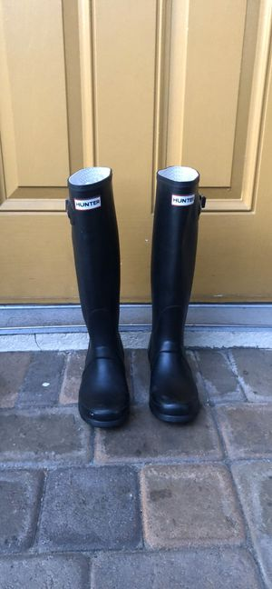Hunter Rain Boots for Sale in Cypress, CA