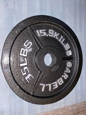 Barbell plates for Sale in Los Angeles, CA
