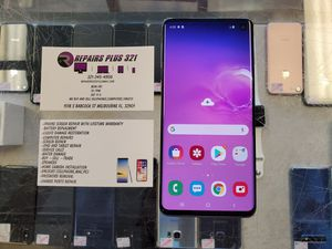 Unlocked Black Galaxy S10 128gb for Sale in Melbourne, FL