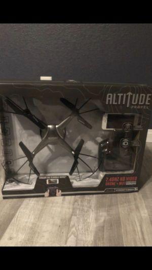 Altitude Propel 2.4GHZ HD Video Drone+WiFi for Sale in Las Vegas, NV