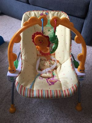 Fisher Price Baby Bouncer for Sale in Mountlake Terrace, WA