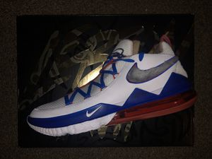 Nike Lebron 17 Low Tune Squad Size 12.5 for Sale in Stockton, CA