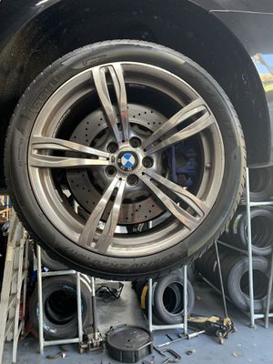 "Bmw m5 oem 20"" rims for sale for Sale in New York, NY"