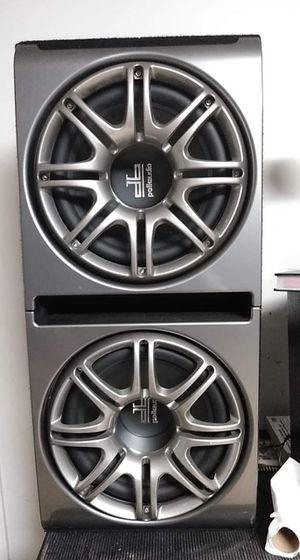 2 12 inch Polk audio db subwoofers for Sale in Pflugerville, TX