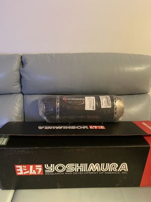 "Yoshimura exhaust/escape slip on Alpha ""Brand New"" for Sale in Pembroke Pines, FL"