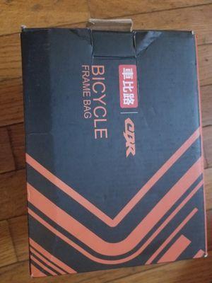 CBR Bicycle Frame Bag for Sale in Parkersburg, WV