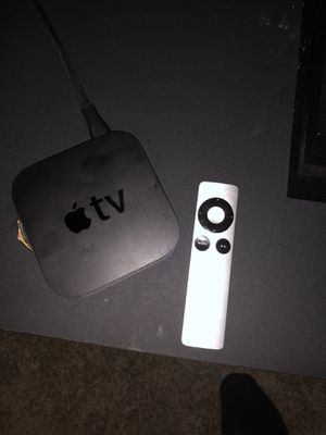 Apple TV for Sale in Raleigh, NC
