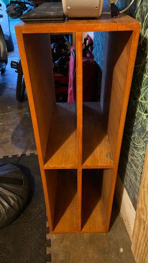 Mid century shelf/coffee table for Sale in Dallas, TX