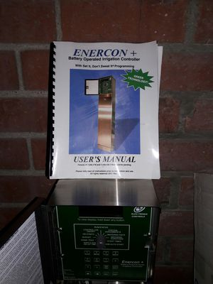 Enercon irrigation controllor(24 station) for Sale in Santa Ana, CA
