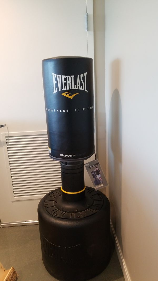 Power core punching bag