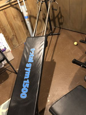 Exercise equipment for sale for Sale in NEW MARLBORO, MA