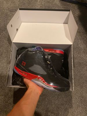Jordan 5 Top 3 Size 9.5 for Sale in Nokesville, VA