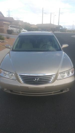 09 Hyundai AZERA limited edition for Sale in Phoenix, AZ