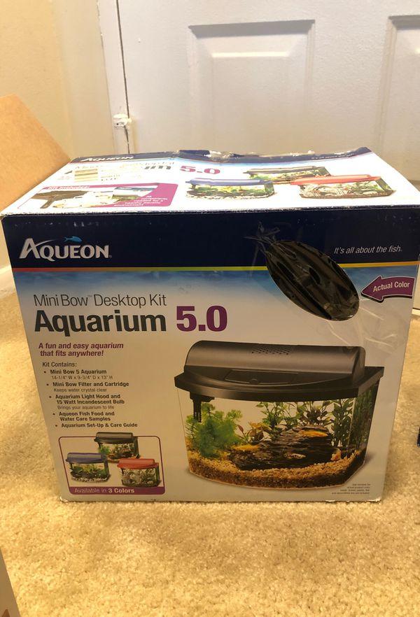 Aqueon Aquarium 5.0