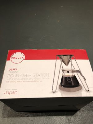 Pour over coffee maker station for Sale in Jacksonville, FL