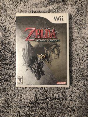 The Legend of Zelda: Twilight Princess (Nintendo Wii) for Sale in New York, NY
