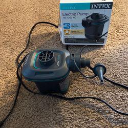 Indoor Air Mattress Electric Pump for Sale in Sumner,  WA