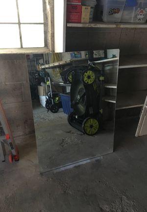 Square wall mirror for Sale in West Jordan, UT